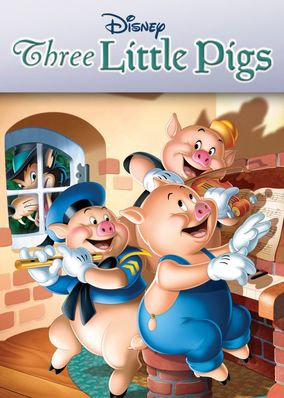 Disney Animation Collection: Vol. 2: Three Little Pigs