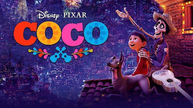 Revive Coco ahora por Netflix